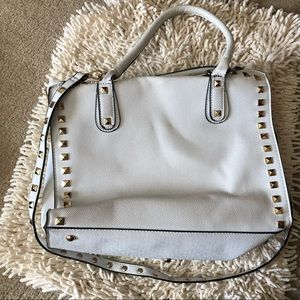 Handbags - White handbag